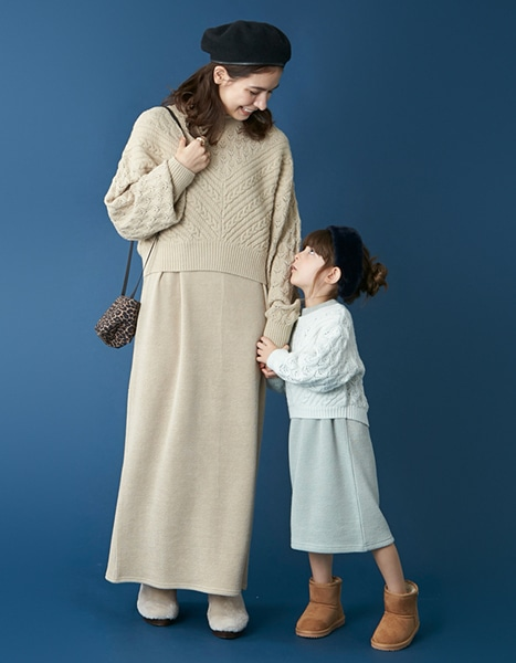 Winter Collection MAMA & KIDS 2020.11