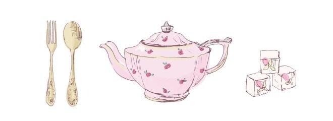 teaparty decoration