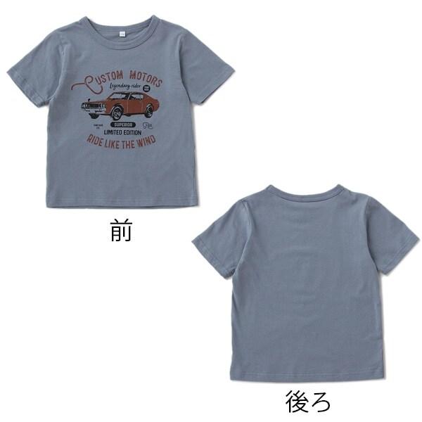 アソートグラフィックTシャツ