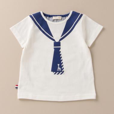 セーラープリントTシャツ