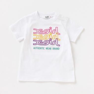 レインボーミルズロゴTシャツ
