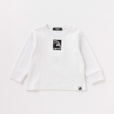 フェイスOGゴリラ刺しゅうTシャツ