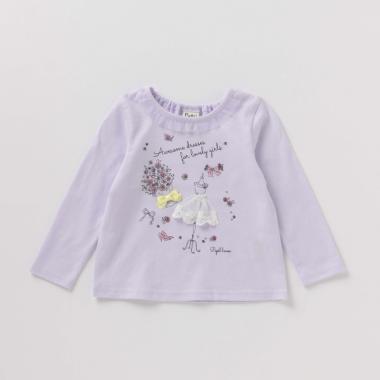 ドレスデザインTシャツ