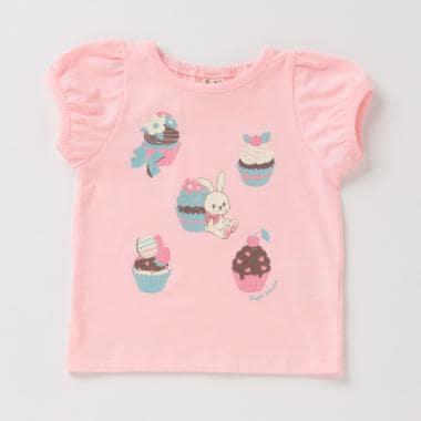 イースターカップケーキTシャツ