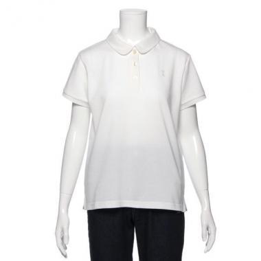 【50%OFF】エッフェル塔刺しゅう入りポロシャツ