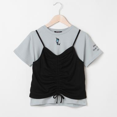 アイスTシャツ×ギャザービスチェセット