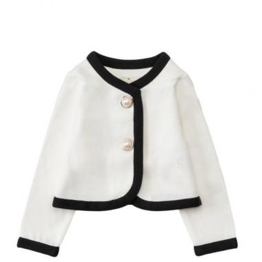 Infant piping jacket