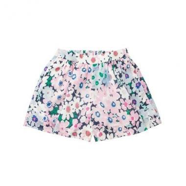 嬰兒菊花園裙褲
