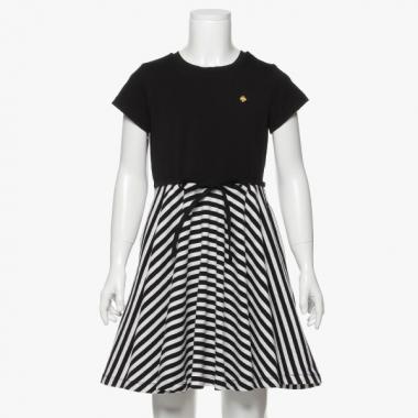 インファント・トドラー ストライプミックスメディアドレス
