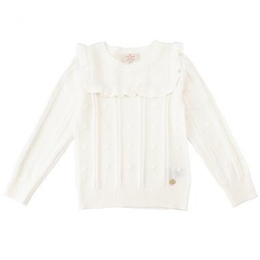 【40%OFF】トドラー ラッフル セーター