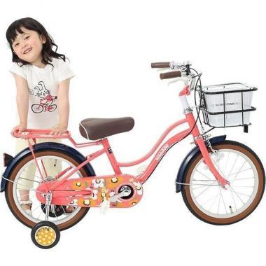 自転車16インチ 女の子用【送料無料】