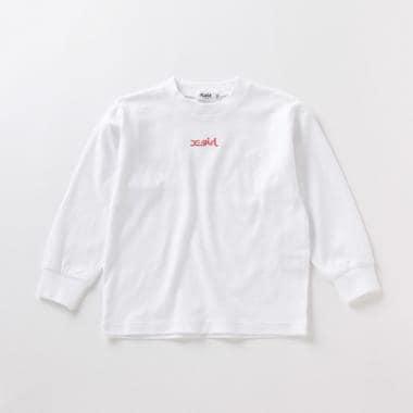 ロゴ入りビッグシルエットTシャツ