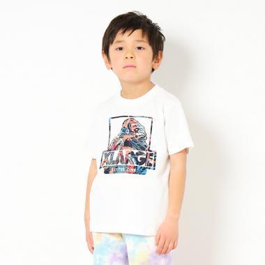 ボタニカルOGゴリラTシャツ