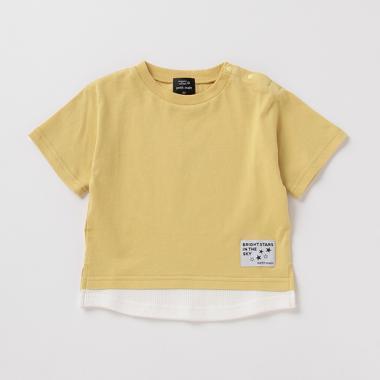 オーガビッツ レイヤード風Tシャツ