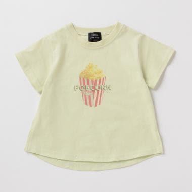 オーガニックコットン モチーフプリントTシャツ
