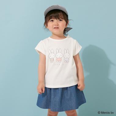 【ミッフィー】 お洋服Tシャツ