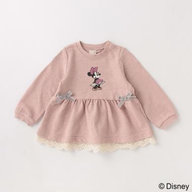 【Disney】ミニー/長袖チュニック