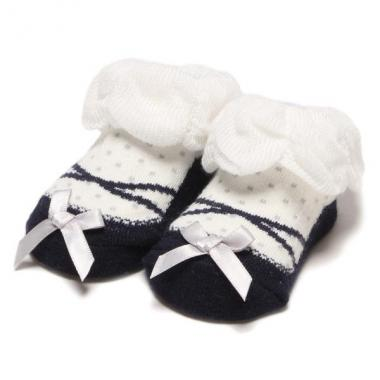 Ballet shoes style cup socks