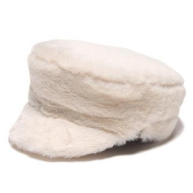 人造毛海洋帽