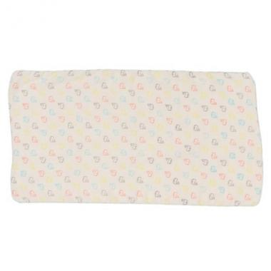 Whale pattern bathing gauze