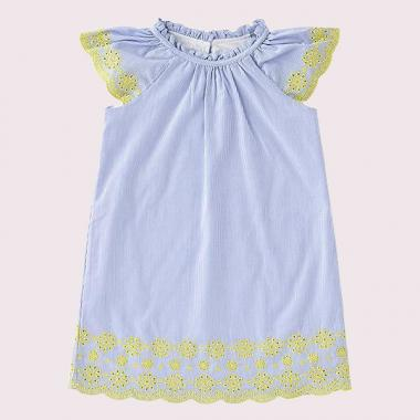 TODDLER BEDFORD CORD DRESS