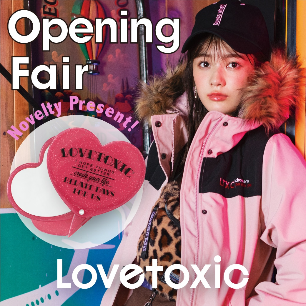 Lovetoxic NEW SHOP OPEN☆