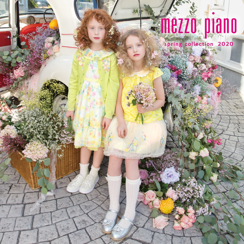 mezzo piano SPRING COLLECTION 2020