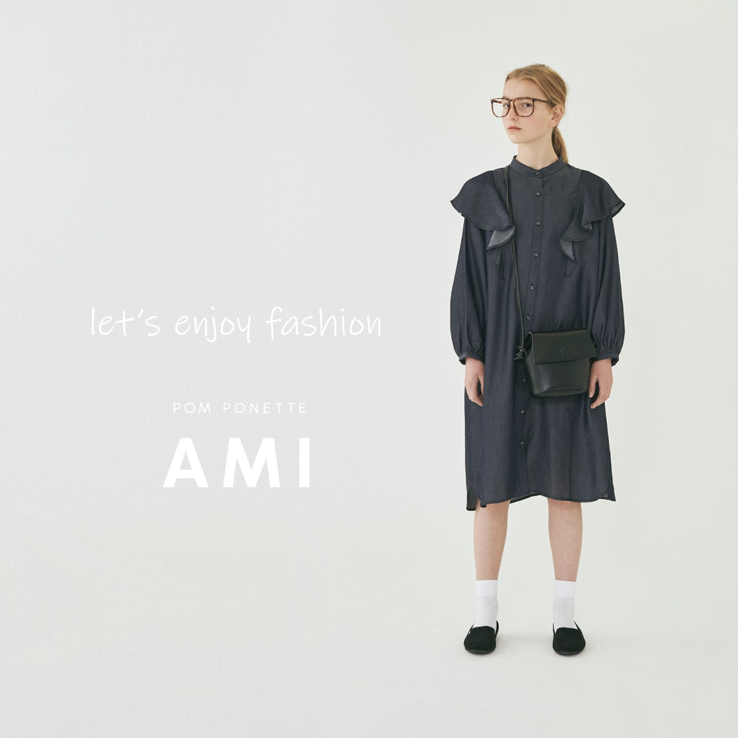「POM PONETTE AMI」2020 WINTER COLLECTION