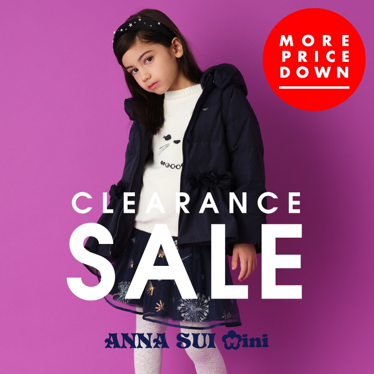 ANNA SUI mini MORE PRICE DOWN !